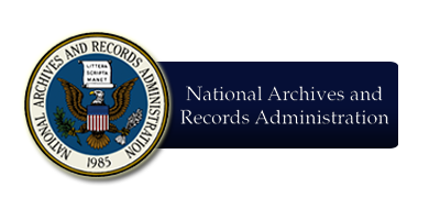 National Archives Button
