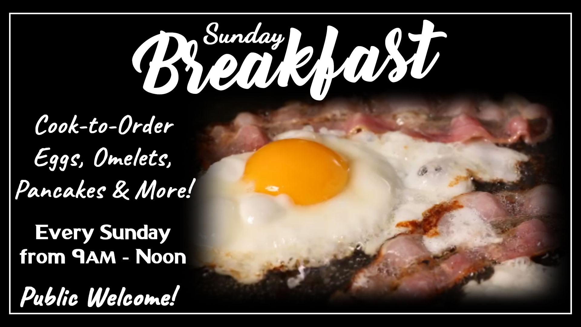 SUnday Breakfast Image